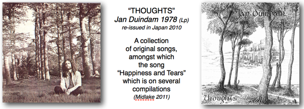 Jan Duindam Thoughts