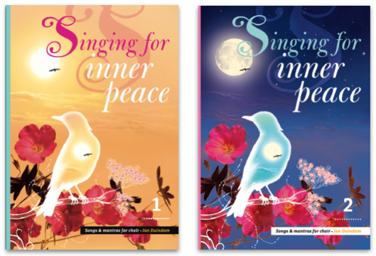 Singing for inner peace